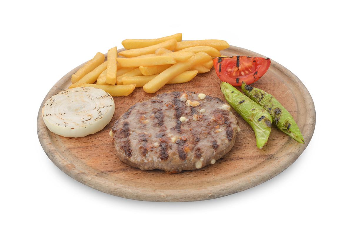 Cızbız Kaşarlı Steak