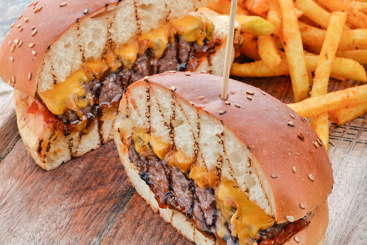 Cızbız Cheese Burger