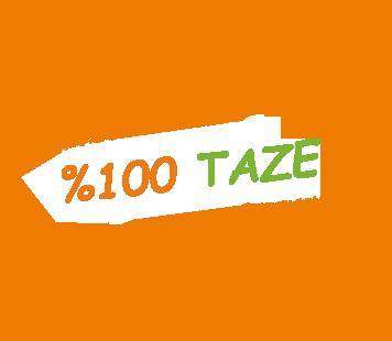 %100 TAZE